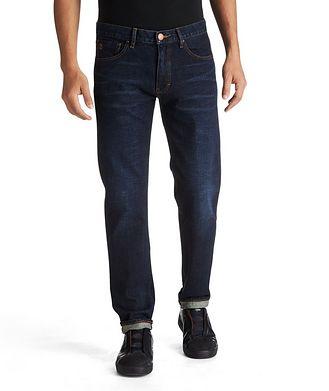 Giorgio Armani Straight Fit Jeans