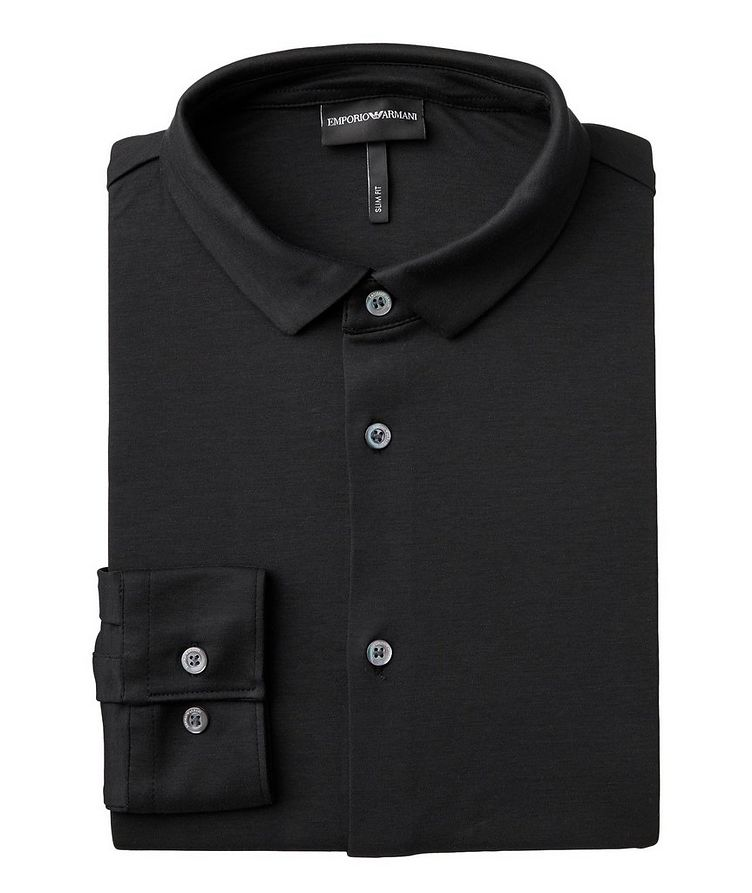 Slim Fit Cotton Shirt image 0