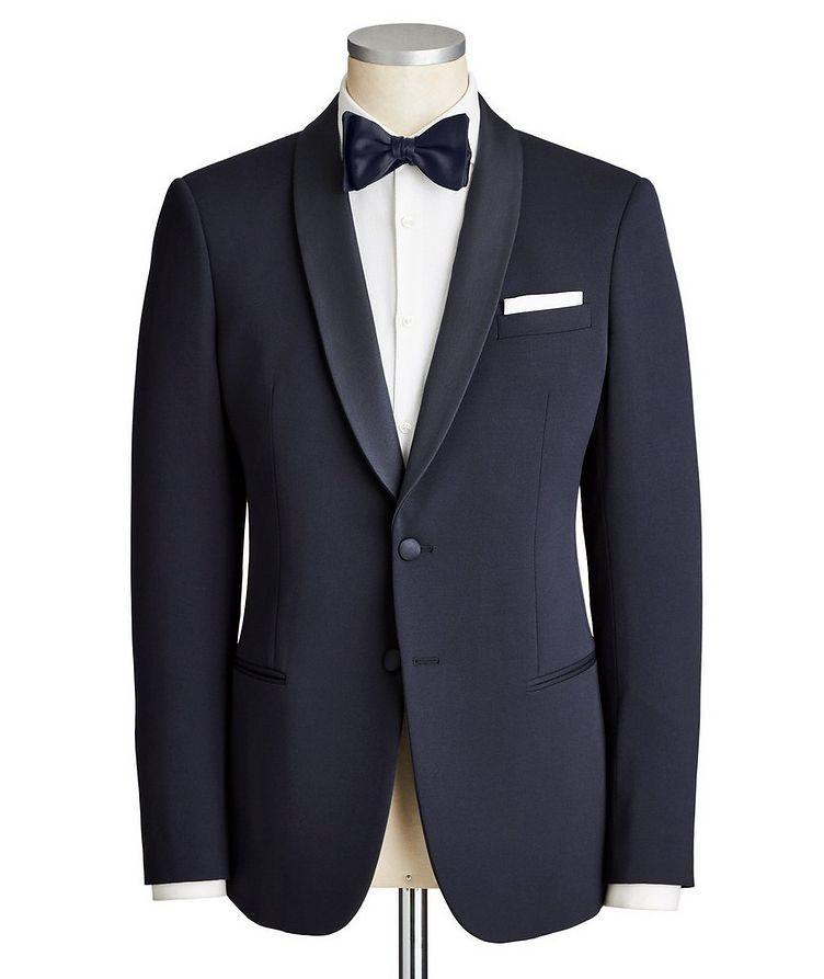Soho Stretch-Wool Tuxedo image 0