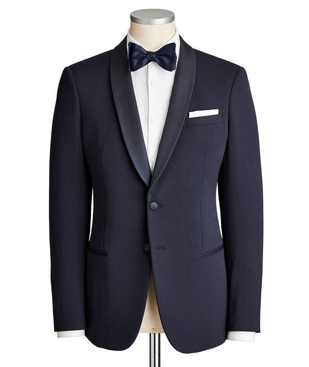 Soho Stretch-Wool Tuxedo picture 1