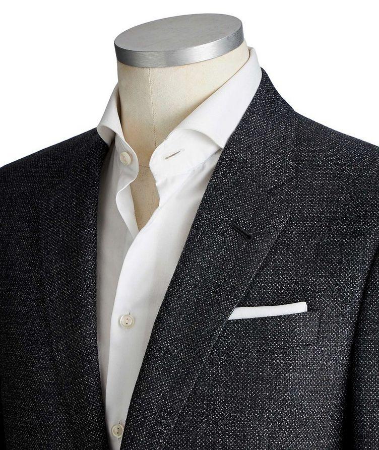 Soft Slub Virgin Wool Sports Jacket image 1