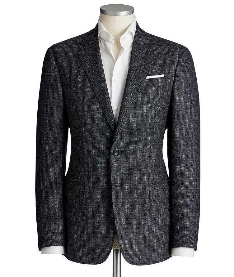 Soft Slub Virgin Wool Sports Jacket image 0