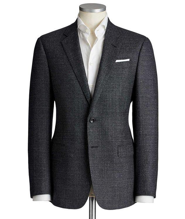 Soft Slub Virgin Wool Sports Jacket picture 1