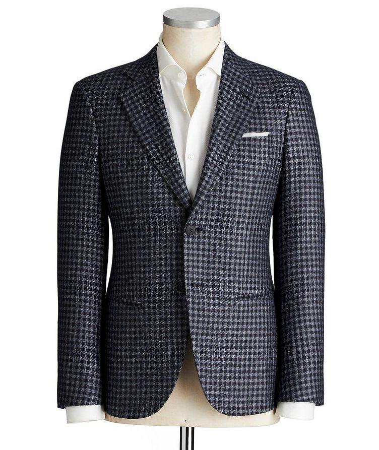 George Silk-Cashmere Sports Jacket image 0