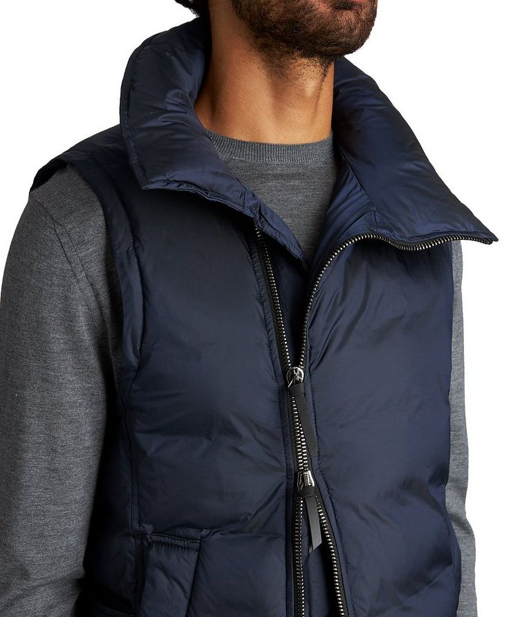 Water-Repellent Down Vest image 2