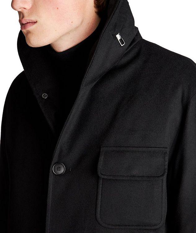 Cashmere Jacket picture 4
