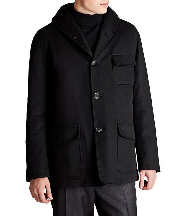 Cashmere Jacket picture 1