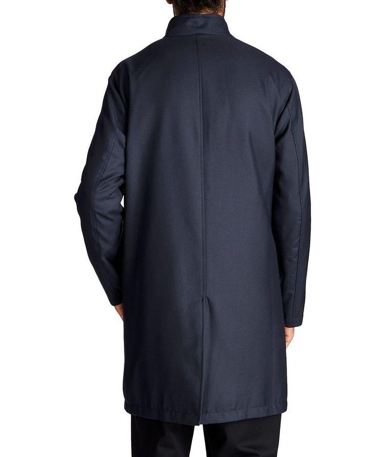 Manteau réversible et résistant à l'eau image 1