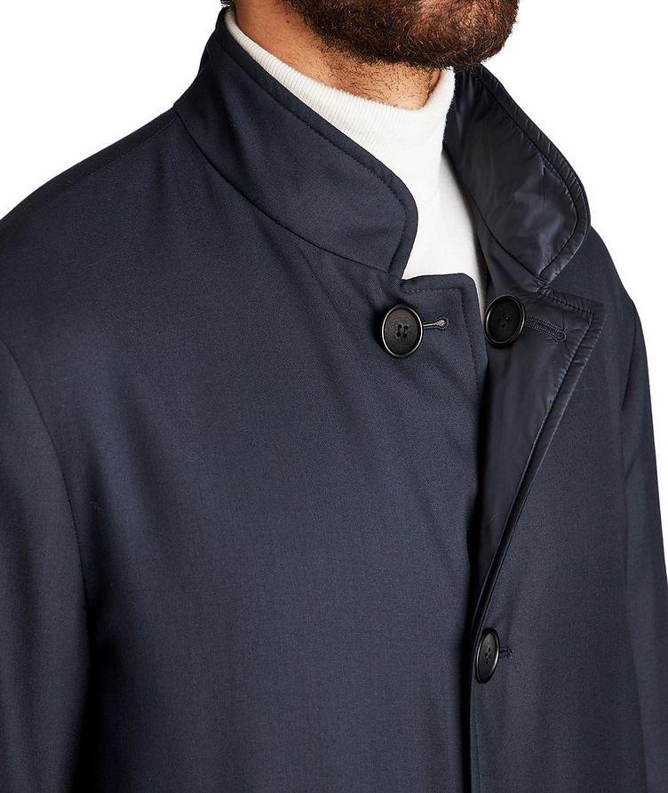 Manteau réversible et résistant à l'eau image 2