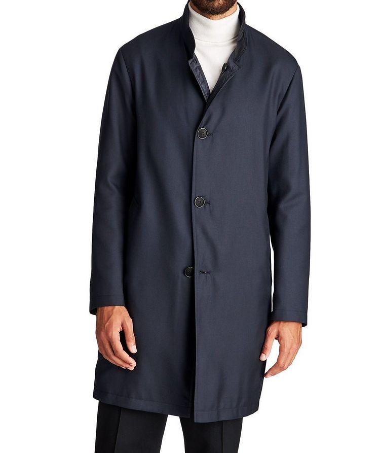 Manteau réversible et résistant à l'eau image 0