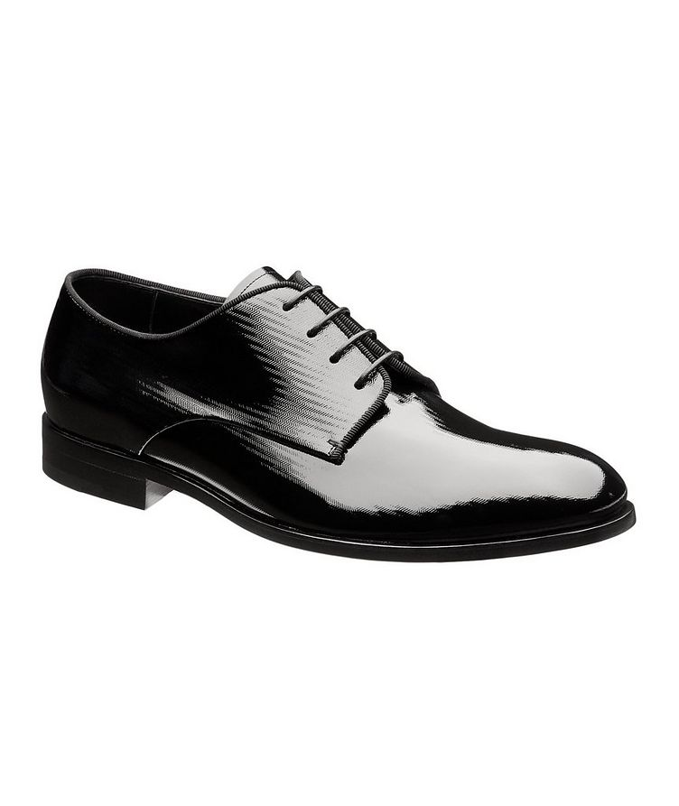Patent Leather Derbies image 0