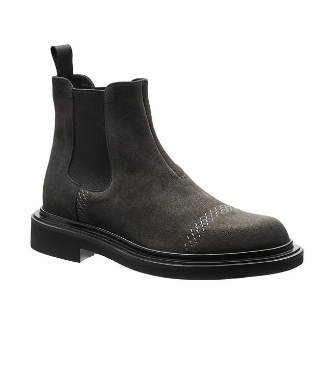 Suede Chelsea Boots picture 1