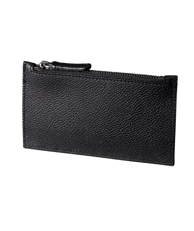 Pebbled Calfskin Wallet picture 2