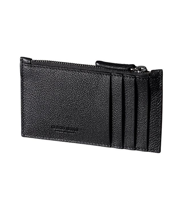 Pebbled Calfskin Wallet picture 1