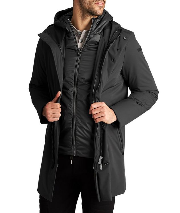 3-in-1 Water-Repellent Parka picture 3