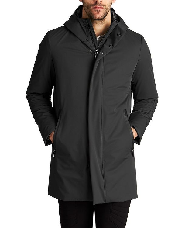 3-in-1 Water-Repellent Parka picture 1