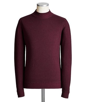 Fradi Virgin Wool Sweater