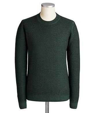Fradi Knit Wool Blend Sweater