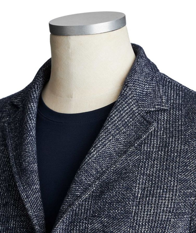 Postage Pocket Cotton-Wool Jacket image 1