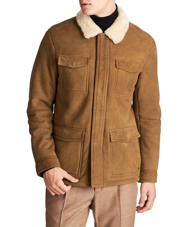 Liam Shearling Coat picture 1