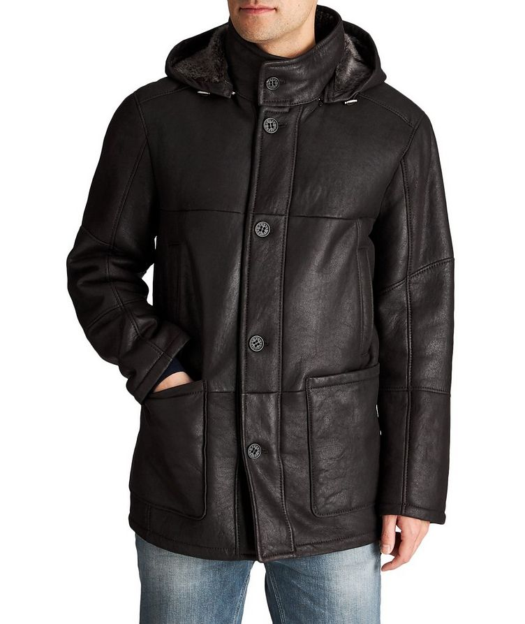 Suede Jacket image 0