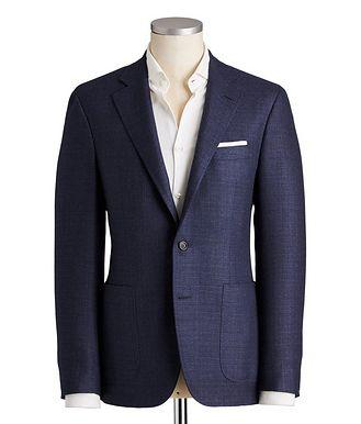 Canali Kei Wool Sports Jacket