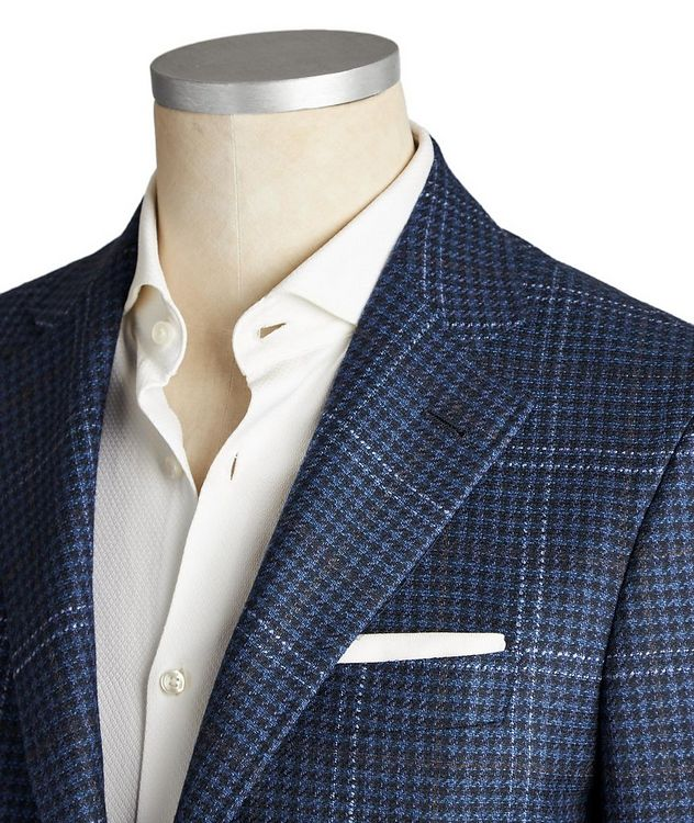 Kei Wool-Cashmere Sports Jacket picture 2
