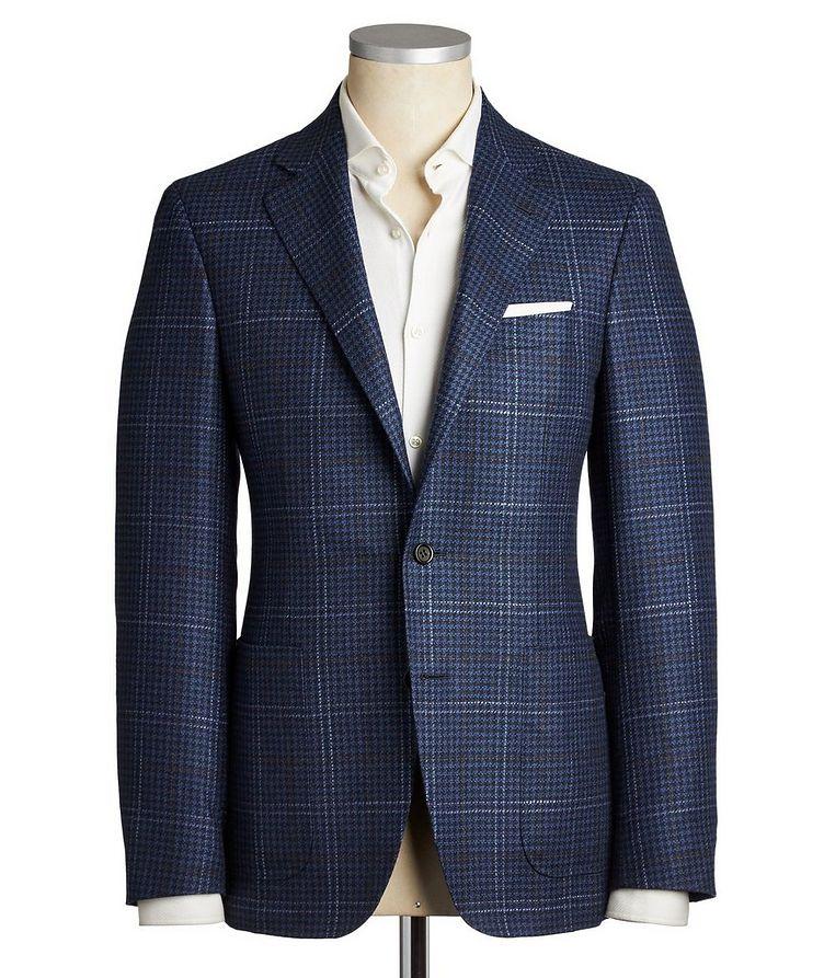 Kei Wool-Cashmere Sports Jacket image 0