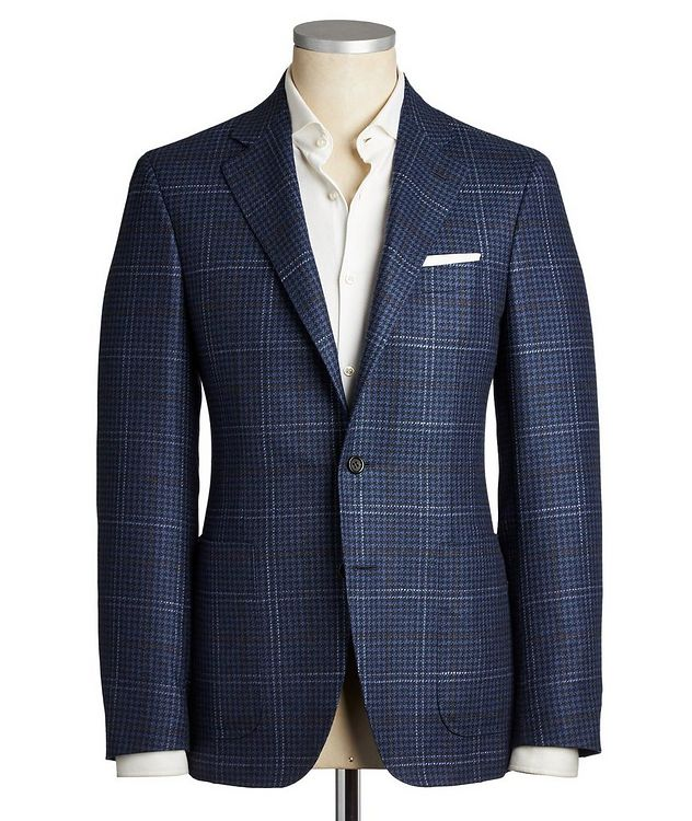 Kei Wool-Cashmere Sports Jacket picture 1
