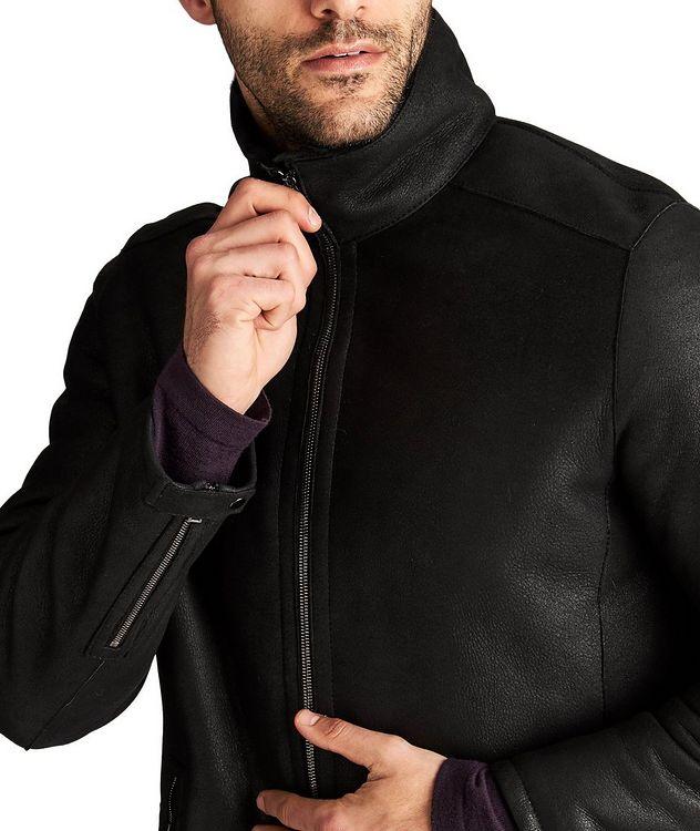 Jasper Shearling Coat picture 3