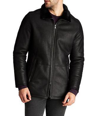 HiSo Jasper Shearling Coat
