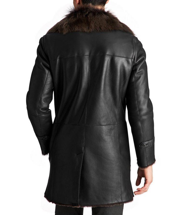 Manteau Bruce en rason image 1