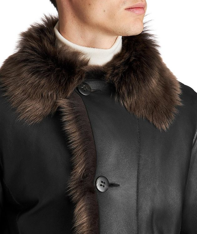 Bruce Shearling Coat picture 3