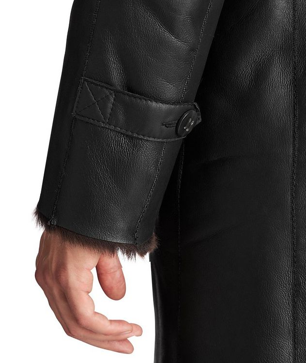 Bruce Shearling Coat picture 5