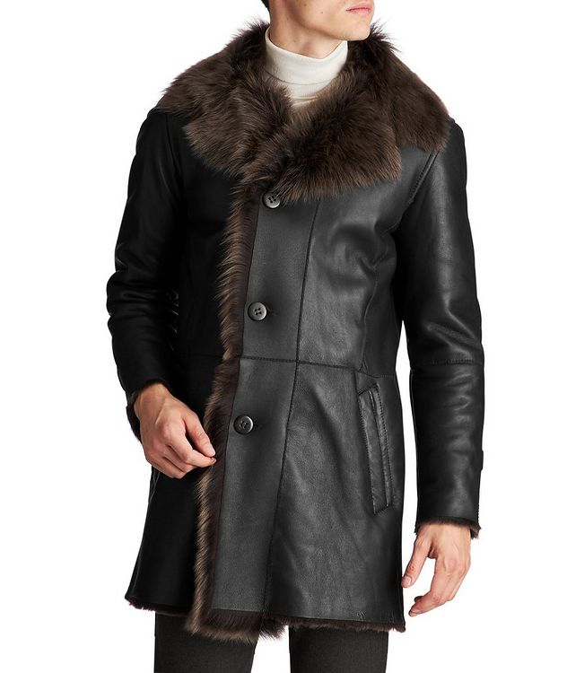 Bruce Shearling Coat picture 1