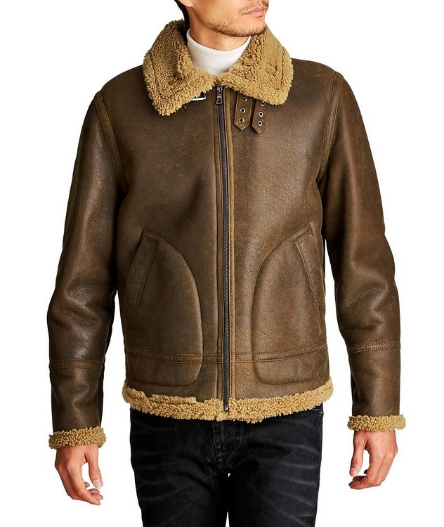 Ariel Shearling Jacket picture 1