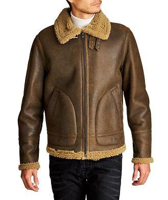 HiSo Ariel Shearling Jacket