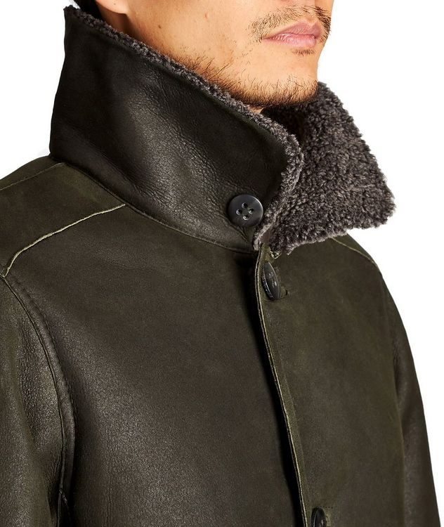 Rein Shearling Coat picture 3