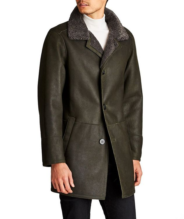 Rein Shearling Coat picture 1