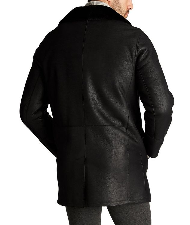 Rein Shearling Coat picture 2