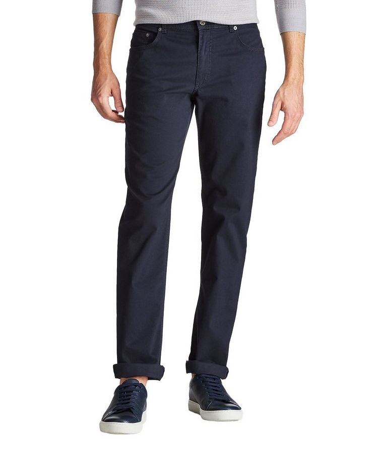 Cooper Fancy Perma Blue Pants image 0