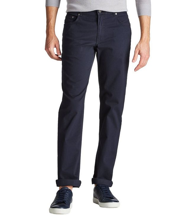 Cooper Fancy Perma Blue Pants picture 1