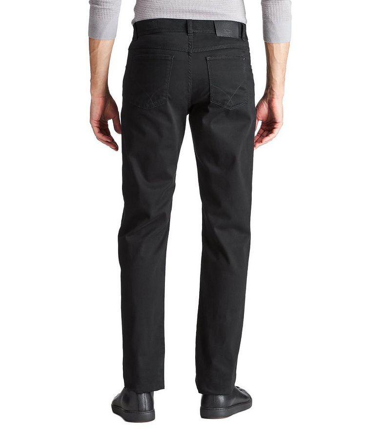 Cooper Fancy Perma Black Pants image 1
