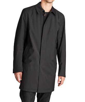 Canali Water-Repellent Coat