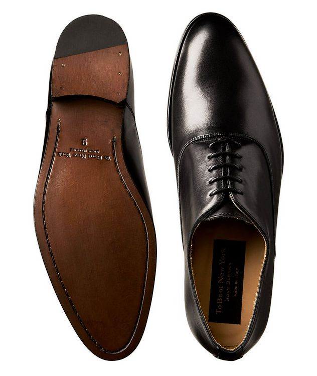 Firenze Leather Oxfords picture 3