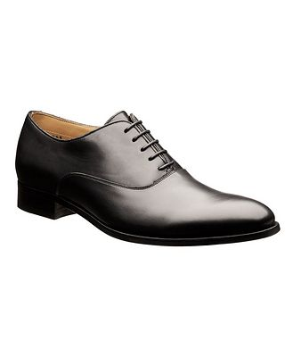 To Boot New York Firenze Leather Oxfords