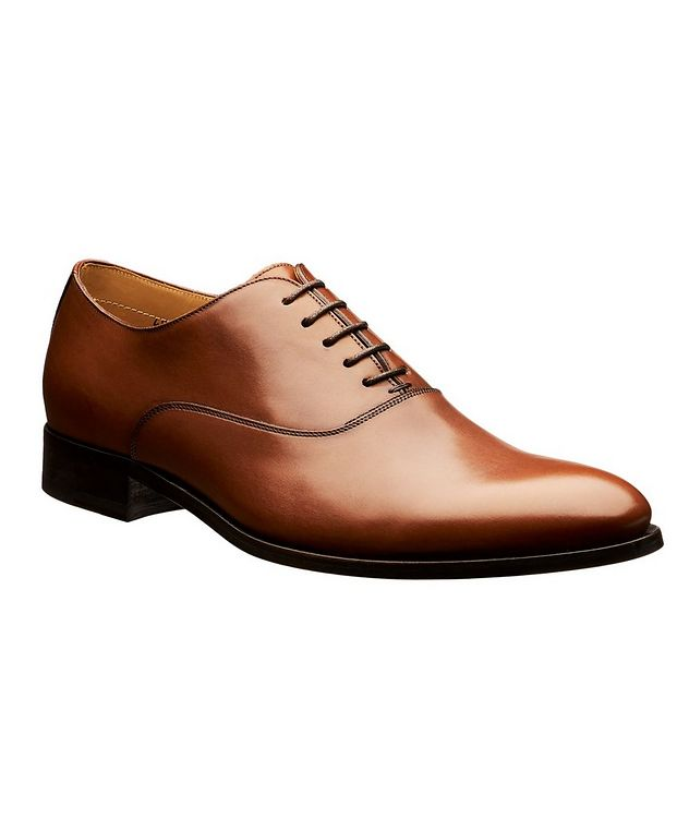 Firenze Leather Oxfords picture 1