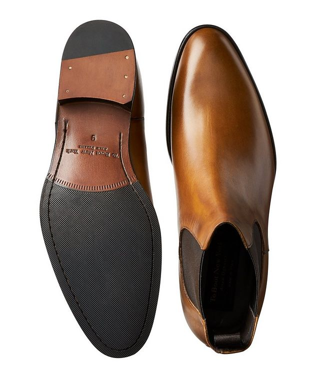 Shelby Calfskin Chelsea Boots picture 3