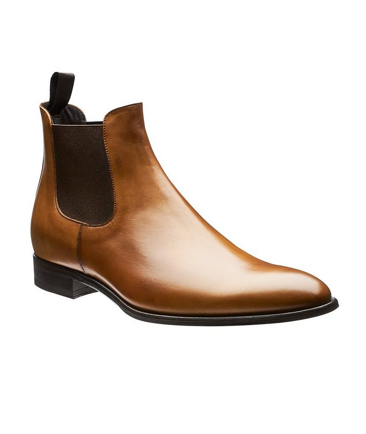 Shelby Calfskin Chelsea Boots image 0