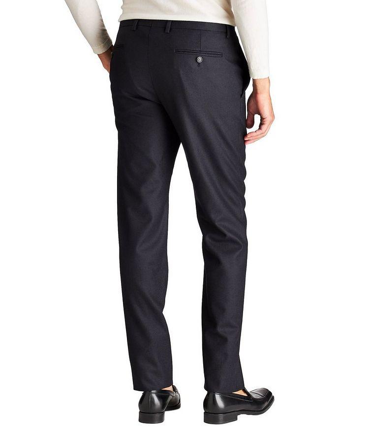 Pantalon en laine vierge extensible image 1